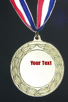 dumb com caption generator medal award