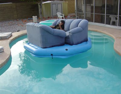 Funny Couches dumb water sofa - dumb funny photo